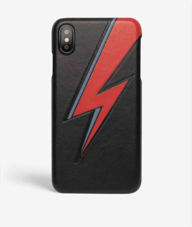 iPhone Xs Max Bowie Lightning Black